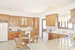 Кухня. Кипр, Тремисуса : Очаровательная вилла с 3 спальнями с для 6-ти гостей с бассейном и садом