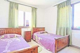 Спальня 3. Кипр, Тремисуса : Очаровательная вилла с 3 спальнями с для 6-ти гостей с бассейном и садом