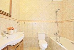Ванная комната. Кипр, Тремисуса : Очаровательная вилла с 3 спальнями с для 6-ти гостей с бассейном и садом