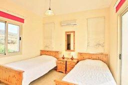 Спальня 2. Кипр, Аргака : Прекрасная вилла с 4-мя спальнями, с бассейном и двориком, расположена в 100 метрах от пляжа, в Пафосе, для 8-ти гостей