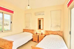 Спальня 3. Кипр, Аргака : Прекрасная вилла с 4-мя спальнями, с бассейном и двориком, расположена в Пафосе для 8-ти гостей