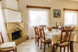 Гостиная. Кипр, Св.Георг : Очаровательная вилла с 3 спальнями с для 6-ти гостей с бассейном и садом
