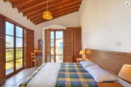 Спальня 3. Кипр, Полис город : Очаровательная вилла с 3 спальнями с для 6-ти гостей с бассейном и садом