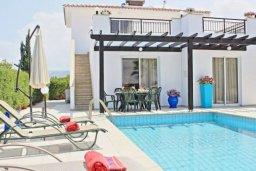 Бассейн. Кипр, Аргака : Очаровательная вилла с 3 спальнями с для 6-ти гостей с бассейном и садом