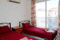 Спальня 3. Кипр, Аргака : Очаровательный таунхаус с видом на море, с 3-мя спальнями, в комплексе с бассейном и джакузи