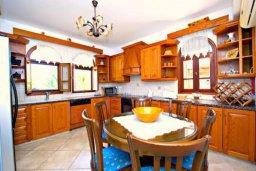 Кухня. Кипр, Аргака : Эксклюзивная вилла с 3-мя спальнями, с бассейном с водопадом, с настольным теннисом, барной стойкой и ландшафтным садом