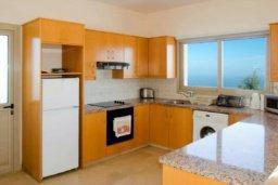 Кухня. Кипр, Друсхия : Роскошная вилла с видом на море, с 4-мя спальнями, с бассейном, сауной и джакузи, расположена на краю красивого национального парка Akamas