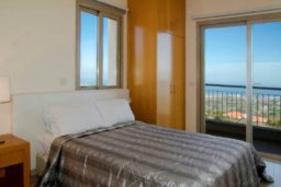 Спальня 2. Кипр, Друсхия : Роскошная вилла с видом на море, с 4-мя спальнями, с бассейном, сауной и джакузи, расположена на краю красивого национального парка Akamas