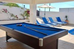 Развлечения и отдых на вилле. Кипр, Помос : Прекрасная вилла с 5-мя спальнями, с бассейном, бильярдом и двориком, расположена в Помосе