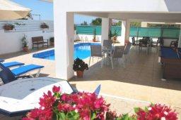 Территория. Кипр, Помос : Прекрасная вилла с 5-мя спальнями, с бассейном, бильярдом и двориком, расположена в Помосе