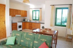 Гостиная. Кипр, Катикас : Прекрасные апартаменты с отдельной спальней  для 3-х гостей