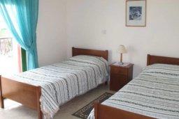 Спальня. Кипр, Катикас : Прекрасные апартаменты с отдельной спальней  для 3-х гостей