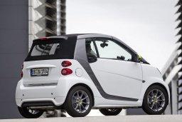 Smart Fortwo Cabrio 1.0 автомат : Кипр