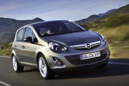 Opel Corsa 1.4 автомат : Кипр