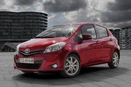 Toyota Yaris 1.4 автомат : Кипр