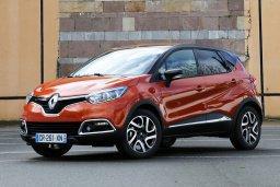 Renault Captur 1.5 автомат : Кипр
