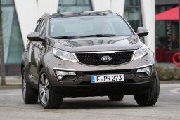 Kia Sportage 2WD 1.7 автомат : Кипр