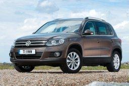 Volkswagen Tiguan 4WD 2.0 автомат : Кипр
