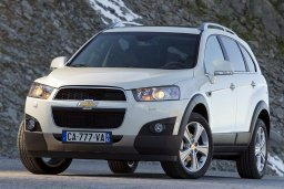 Chevrolet Captiva 4WD 2.0 автомат : Кипр