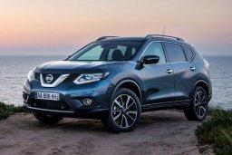 Nissan X-Trail 2WD 2.2 автомат : Кипр