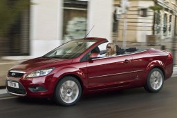 Ford Focus Cabrio 1.8 автомат кабриолет : Кипр