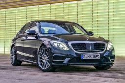 Mercedes S350L Limousine 3.0 автомат : Кипр