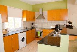 Кухня. Кипр, Ионион - Айя Текла : Уютная вилла с бассейном и двориком с патио и барбекю, 3 спальни, 2 ванные комнаты, парковка, Wi-Fi
