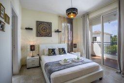 Спальня 2. Кипр, Перволия : Уютная вилла с зеленым двориком недалеко от пляжа, 4 спальни, 3 ванные комнаты, барбекю, парковка, Wi-Fi