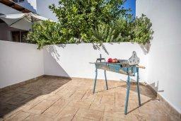Территория. Кипр, Коннос Бэй : Уютная вилла с бассейном и двориком с барбекю, 3 спальни, 3 ванные комнаты, парковка, Wi-Fi