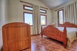 Спальня. Кипр, Каво Марис Протарас : Уютная вилла с бассейном недалеко от пляжа, 3 спальни, 2 ванные комнаты, парковка, Wi-Fi