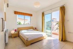 Спальня. Кипр, Каво Марис Протарас : Роскошная вилла с бассейном и приватным двориком с барбекю, 4 спальни, 4 ванные комнаты, парковка, Wi-Fi
