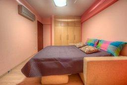 Спальня 2. Кипр, Гермасойя Лимассол : Апартамент в 100 метрах от моря в комплексе с бассейном, с гостиной, двумя спальнями и балконом с видом на море