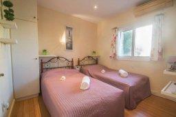 Спальня. Кипр, Сиренс Бич - Айя Текла : Прекрасный апартамент с гостиной, отдельной спальней и террасой