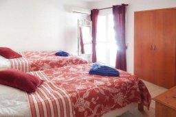 Спальня 2. Кипр, Центр Айя Напы : Потрясающий современный апартамент в центре Ай-Напы, с гостиной, двумя спальнями и балконом