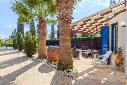 Территория. Кипр, Каво Марис Протарас : Уютная вилла с бассейном и двориком с барбекю, 3 спальни, 2 ванные комнаты, парковка, Wi-Fi