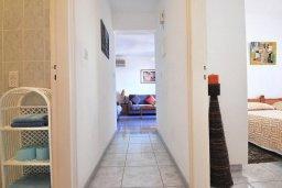 Коридор. Кипр, Пафос город : Уютный апартамент с гостиной, двумя спальнями и двумя балконами