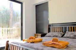 Спальня 2. Кипр, Ионион - Айя Текла : Роскошная вилла с бассейном в 100 метрах от пляжа, 4 спальни, 2 ванные комнаты, барбекю, бильярд, парковка, Wi-Fi