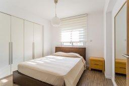 Спальня 3. Кипр, Центр Лимассола : Апартамент с большой гостиной, тремя спальнями, двумя ванными комнатами и большим балконом