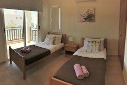 Спальня 3. Кипр, Пернера : Уютная вилла с бассейном и двориком с барбекю, 3 спальни, 2 ванные комнаты, парковка, Wi-Fi