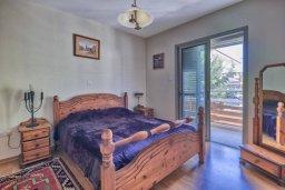 Спальня. Кипр, Св. Рафаэль Лимассол : Апартамент в комплексе с бассейном, с гостиной, двумя спальнями и большим балконом с барбекю