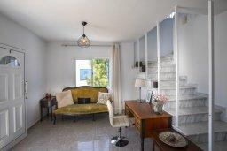 Гостиная. Кипр, Ионион - Айя Текла : Прекрасная вилла с бассейном и двориком с барбекю, 3 спальни, 2 ванные комнаты, парковка, Wi-Fi