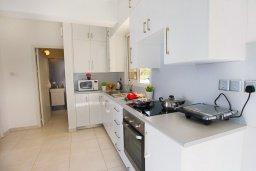 Кухня. Кипр, Каво Марис Протарас : Апартамент с гостиной, отдельной спальней и большим балконом с видом на море