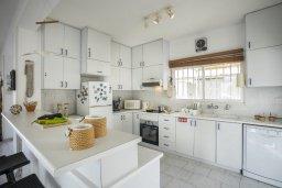 Кухня. Кипр, Каво Марис Протарас : Уютная вилла с двориком в 100 метрах от пляжа, 3 спальни, барбекю, парковка, Wi-Fi