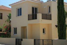 Фасад дома. Кипр, Ионион - Айя Текла : Уютная вилла с бассейном и двориком с барбекю, 3 спальни, 2 ванные комнаты, парковка, Wi-Fi