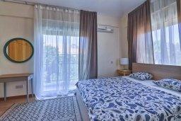 Спальня 3. Кипр, Гермасойя Лимассол : Прекрасная вилла с бассейном и зеленым двориком, 3 спальни, парковка, Wi-Fi