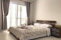 Спальня. Кипр, Хлорака : Прекрасная вилла с зеленым двориком, 3 спальни, 2 ванные комнаты, парковка, Wi-Fi