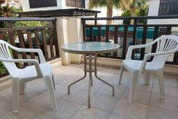 Балкон. Кипр, Пейя : Вилла с бассейном и двориком с барбекю, 3 спальни, 2 ванные комнаты, парковка, Wi-Fi