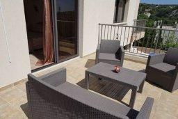Патио. Кипр, Месоги : Роскошная вилла с бассейном и двориком с барбекю, 4 спальни, 3 ванные комнаты, парковка, Wi-Fi