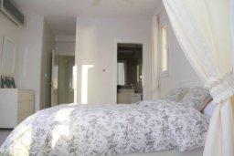 Спальня 2. Кипр, Киссонерга : Уютная вилла с террасой и видом на море, 3 спальни, 2 ванные комнаты, парковка, Wi-Fi