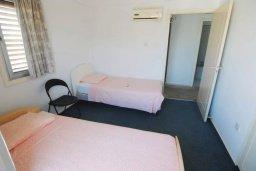 Спальня 3. Кипр, Декелия - Пила : Двухэтажный дом с приватным двориком, 3 спальни, 2 ванные комнаты, барбекю, парковка, Wi-Fi